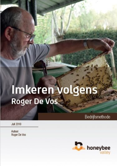 Roger De Vos Brochure Cover