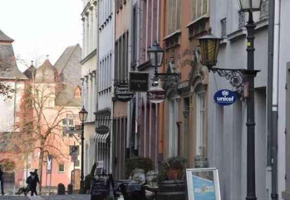 Leuke plekjes in Koblenz