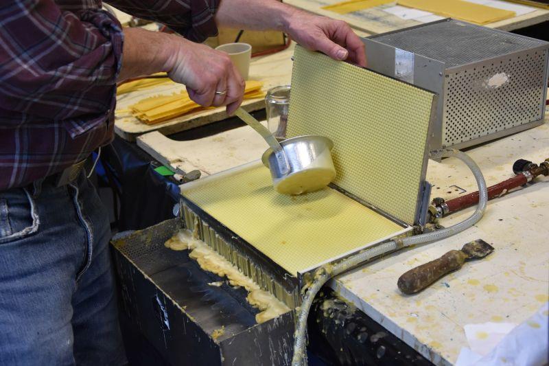 Ft lokale werking waswafels maken