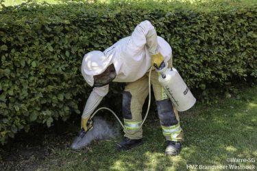 Brandweer Westhoek - ©Warre-SG